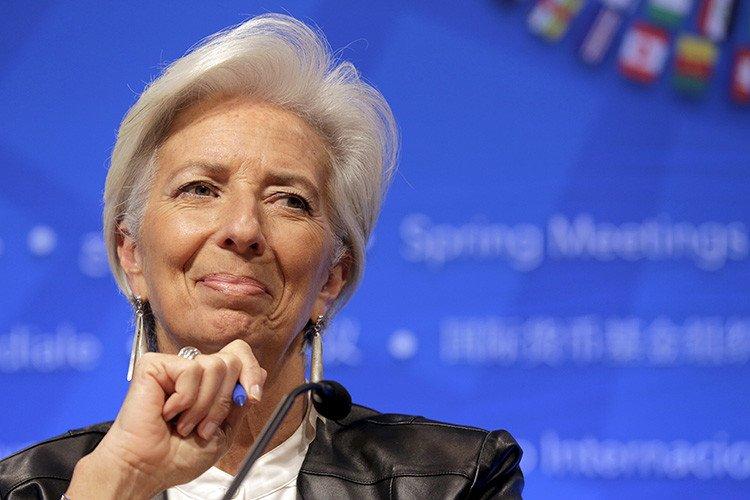 Christine Lagarde anuncia que el BCE incrementa la compra de deuda para contrarrestar inflación
