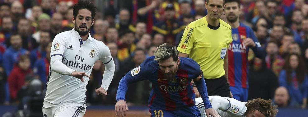 La espectacular esposa del crack por el que se pelean Madrid y Barça