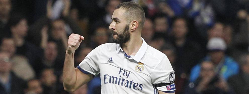 La estrategia del Arsenal para llevarse a Benzema a precio de saldo
