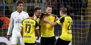 La jugarreta del Borussia Dortmund al Real Madrid por tocar a sus jugadores