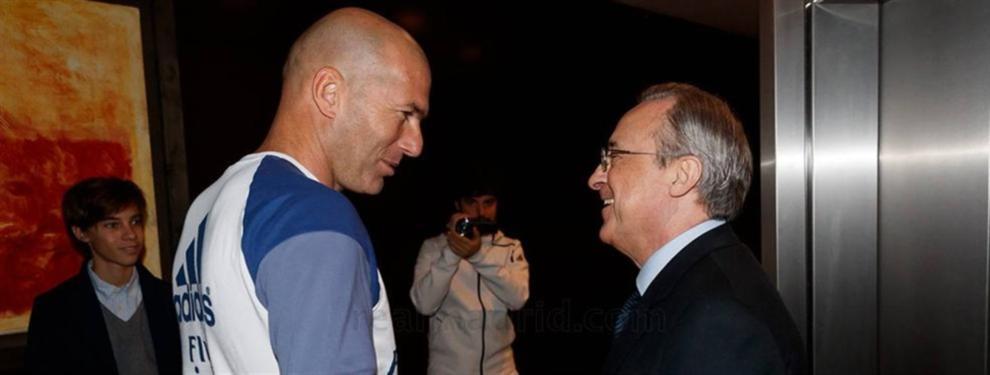 La lista de bajas que enfrenta a Florentino con Zidane