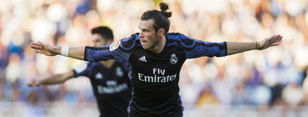 La llamada secreta a Gareth Bale que mete al Real Madrid en un aprieto