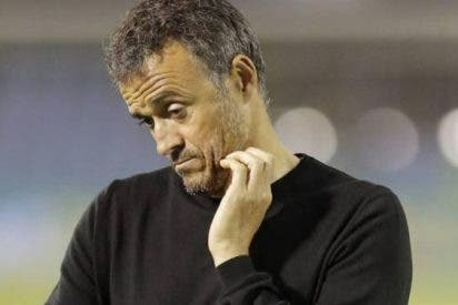 La nueva leyenda del Barça que se 'enamora' del banquillo de Luis Enrique