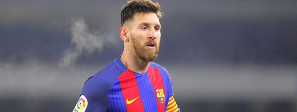 La nueva 'rajada' que pone en cuarentena la renovación de Messi