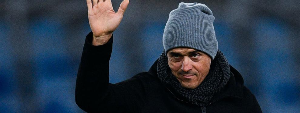 La nueva vía abierta para relevar a Luis Enrique en el Barça