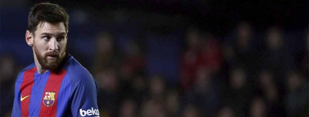 La pelea que amenaza la continuidad de Leo Messi en el Barça
