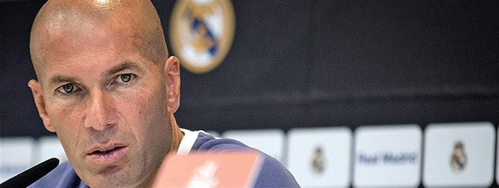La primera 'víctima' de Zidane para la Copa (y tras caer ante el Sevilla)