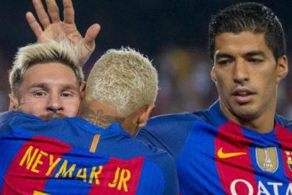 La rajada de Neymar que ha alertado a Messi y Luis Suárez