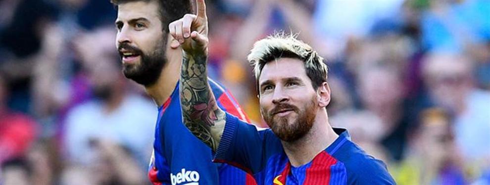 La renovación de Leo Messi liquidó a un crack del Barça