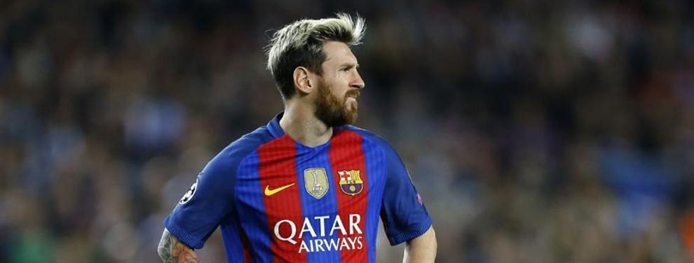 La terrible noticia de la renovación de Messi