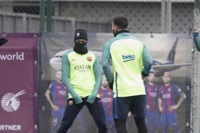 Las bromas pesadas del vestuario del Barça con uno de sus cracks