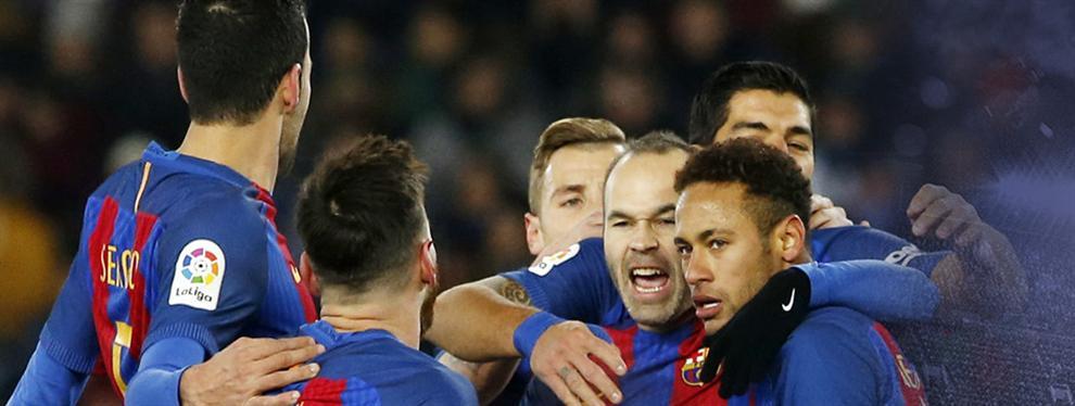Las cinco claves de cómo el Barcelona rompió el gafe de Anoeta