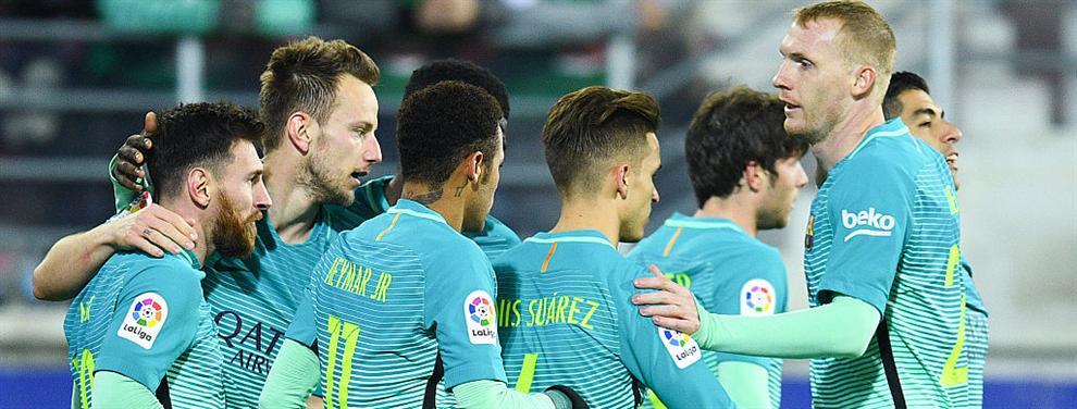 Las cinco claves de la cómoda victoria del Barça ante el Eibar