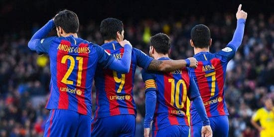 Las cinco claves de la goleada del Barça ante Las Palmas