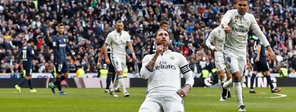 Las cinco claves del partido entre el Real Madrid y el Málaga