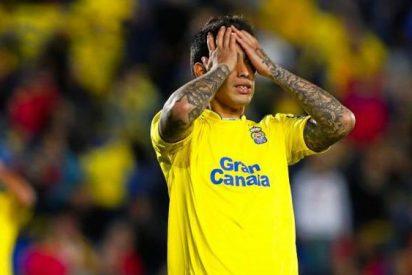 Las Palmas está a punto de contratar a un ex Boca para echar a Araujo