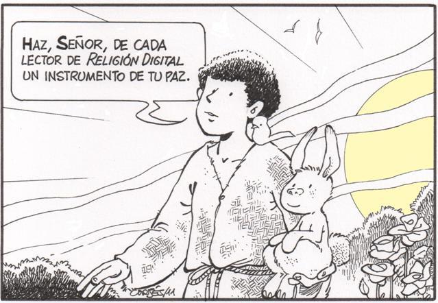 El diálogo de los jóvenes y los digitales religiosos