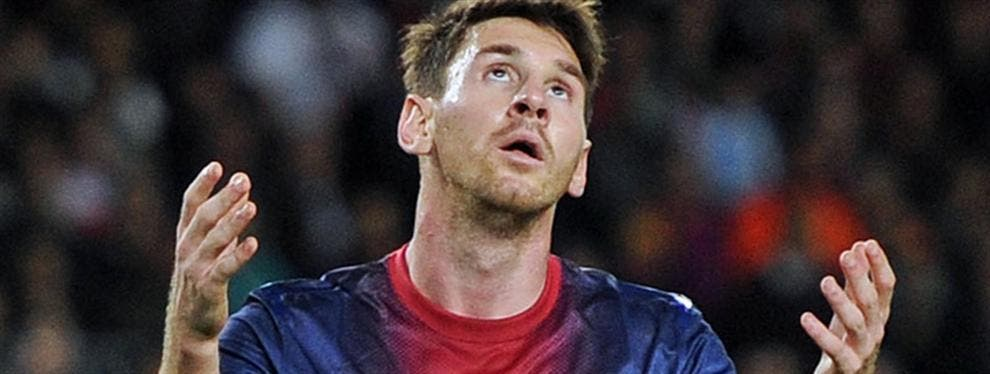 Leo Messi 'se las ve' con la Iglesia durante sus vacaciones en Argentina