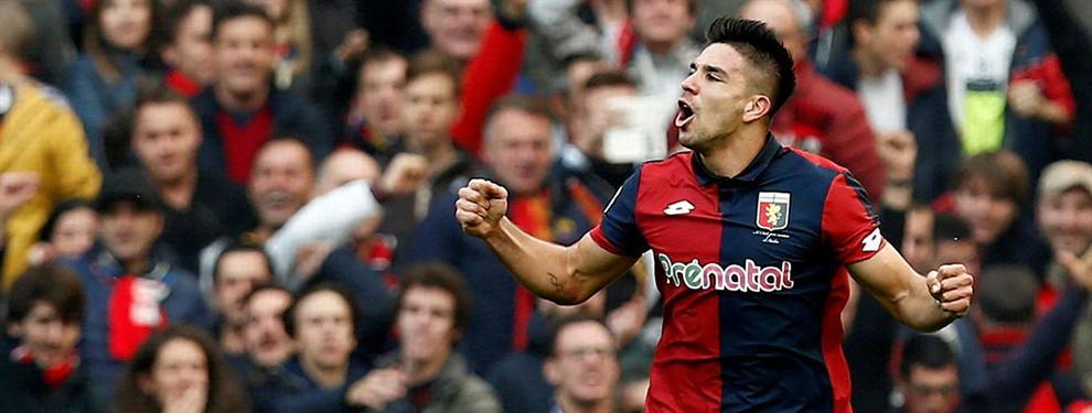 Los dos clubs de la Liga española que se pelean por Giovanni Simeone