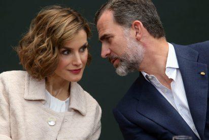 Los Reyes de España cierran filas para silenciar a Bárbara Rey