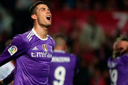 Los palos a Cristiano Ronaldo que volaron en el vestuario del Pizjuán