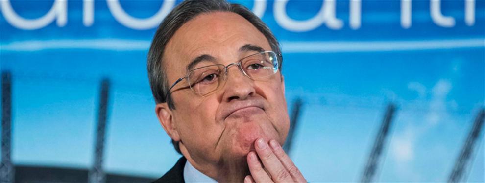 Los tres centrales latinos en la agenda de Florentino Pérez para 2017