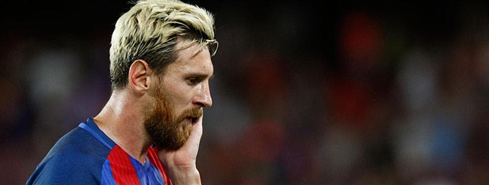 Los tres miedos de Messi que le harán quedarse en el Barça (a pesar de todo)