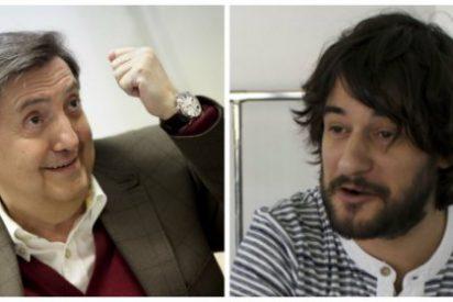 Losantos masacra a Manuel Jabois por justificar la paliza a la joven murciana