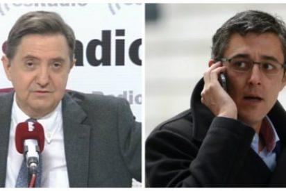 """Losantos acribilla a Madina por defender a Strawberry: """"Eres un jeta y un cobarde"""""""