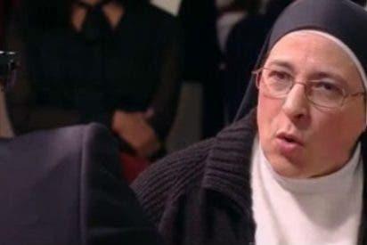 Sor Lucía Caram asegura que es virgen, no se masturba y que cree que la Virgen María tuvo sexo con San José