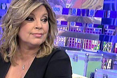 Terelu explota en el debate de 'GH VIP' al preguntarle una vez más por la comida