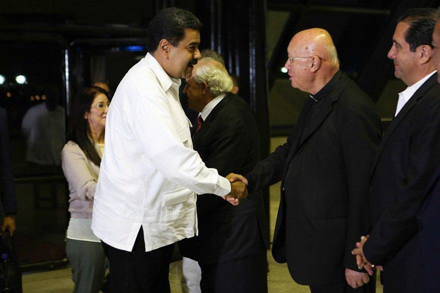 El Papa mantiene su compromiso con el diálogo en Venezuela