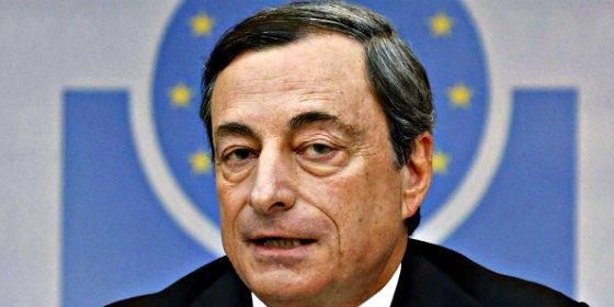 Mario Draghi: El número de billetes de euro falsos cae en España un 20,7% en la segunda mitad de 2016