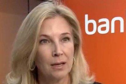 """María Dolores Dancausa: """"Se está queriendo transmitir la idea de que la banca es perversa por naturaleza"""""""