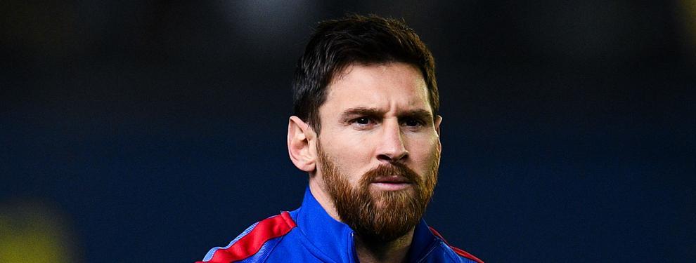 ¡Messi contacta con Sampaoli! La conversación más caliente en el Barça