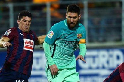 Messi destroza a Cristiano Ronaldo en el vestuario del Barça