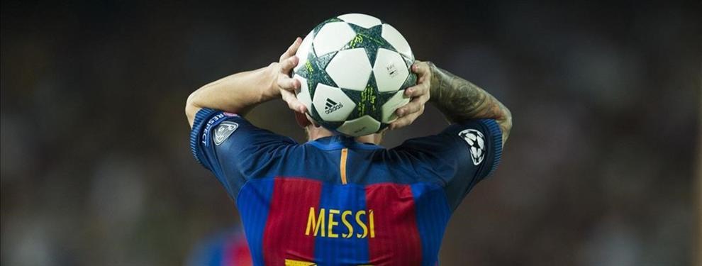 ¡Messi estalla! Oferta de locura para largarse del Barça