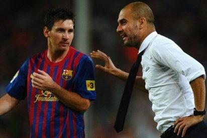 Pep Guardiola quiere como sea a Leo Messi y el Manchester City prepara una megaoferta