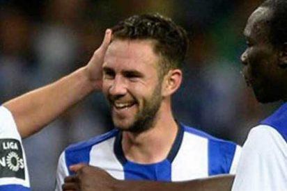 Miguel Layún podría salir del Porto