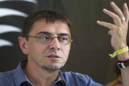 Monedero, el de informes bolivarianos a medio millón, desconoce cuál es el salario mínimo español