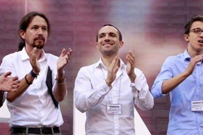 "Fernando Rayón rememora la histórica foto de Podemos en Vistalegre I: ""No va a quedar ni el apuntador"""