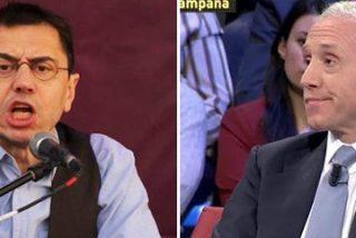 El mayordomo de Chávez califica de 'telebasura' a La Sexta Noche y rezuma odio contra Inda