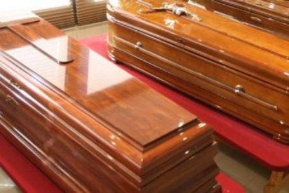 Fallece durante el velatorio de su hija y de sus cinco nietos