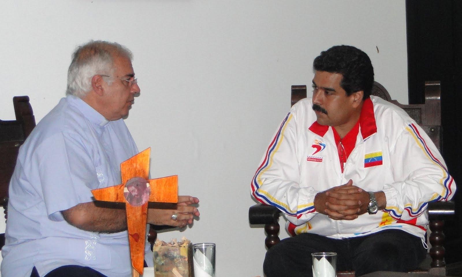 """Moronta: """"El Vaticano tiene un papel muy definido: ser interlocutor y facilitador del diálogo en Venezuela"""""""