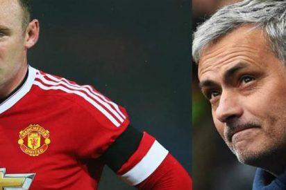 Mourinho desvela el futuro de Wayne Rooney fuera del Manchester United