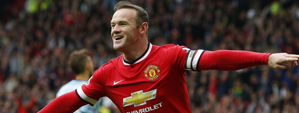 Mourinho le deja vía libre a Rooney para salir a China