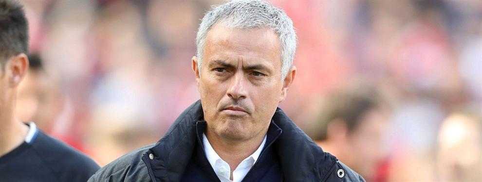 Mourinho se acuerda de Wenger (otra vez) en sólo 28 segundos de entrevista