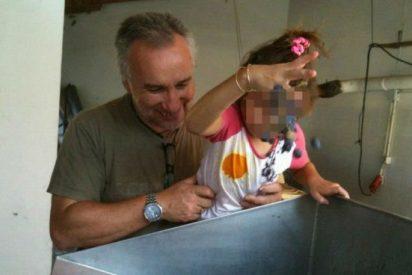 Los padres de Nadia, imputados por el juez por pornografía infantil y exhibicionismo de su hija