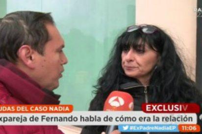 La ex del padre de Nadia rompe su silencio: estuvo entre rejas por sus enredos