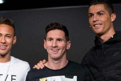 Neymar ?sopla? información calentita de Cristiano Ronaldo al vestuario del Barça